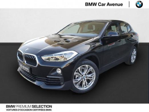 Occasion BMW X2 sDrive16d 116ch Lounge Euro6d-T 2020 Scharwz 37290 € à Épinal
