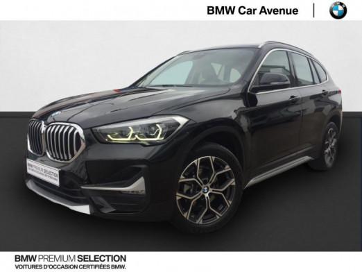 Occasion BMW X1 sDrive16dA 116ch xLine DKG7 2019 Noir 30339 € à Épinal