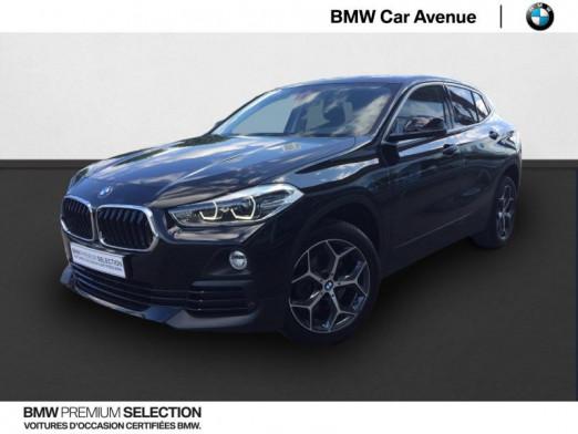 Occasion BMW X2 sDrive18dA 150ch Business Design 2018 Noir 29999 € à Épinal