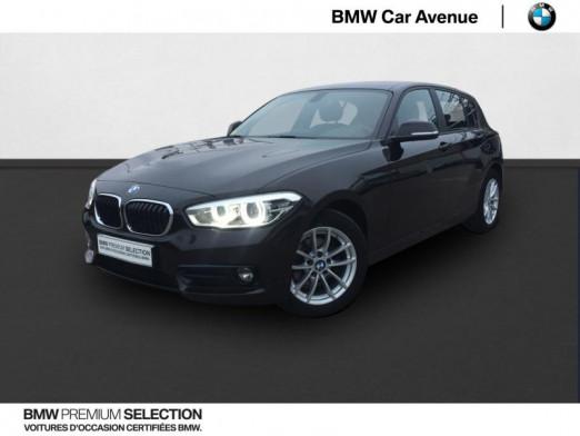 Occasion BMW Série 1 116d 116ch Business Design 5p 2018 Sparkling Braun 17879 € à Épinal