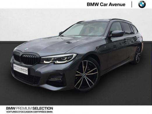 Occasion BMW Série 3 Touring 318dA 150ch M Sport 2020 Mineralgrau 41739 € à Épinal