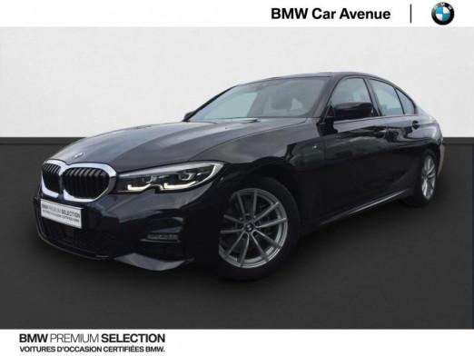 Occasion BMW Série 3 318dA MH 150ch M Sport 2020 Saphirschwarz 39839 € à Épinal