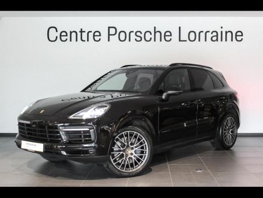 Occasion PORSCHE Cayenne 3.0 440ch S 2018 Noir Intense 84900 € à Lesménils
