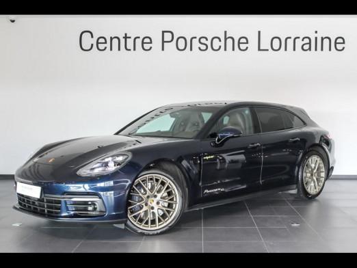 Occasion PORSCHE Panamera Spt Turismo 3.0 V6 462ch 4 E-Hybrid Euro6d-T 2020 Bleu Nuit 126900 € à Lesménils