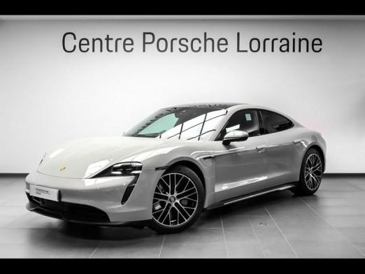 Used PORSCHE Taycan 530ch 4S 2021 Craie € 129,900 in Lesménils