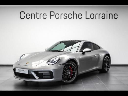 Used PORSCHE 911 Coupe 3.0 450ch S MY21 2020 Argent GT € 159,900 in Lesménils