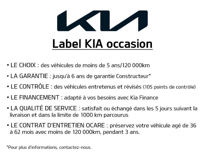 Occasion KIA XCeed 1.0 T-GDI 120 Active Gps 4000km Garantie 2026 2019 Rouge Rubis 22990 € à Metz