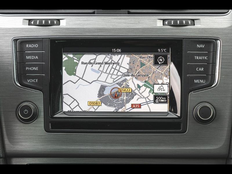 Occasion VOLKSWAGEN Golf SW TDI 105 GPS 88000km Garantie 1an 2014 Gris Tungsten 10490 € à Metz