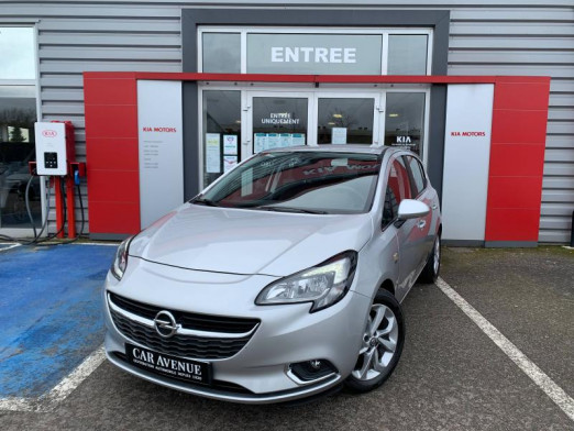 Occasion OPEL Corsa 5p Turbo 90 Design Carplay 25000km Garantie 1an 2019 Gris Minéral 11 490 € à Metz