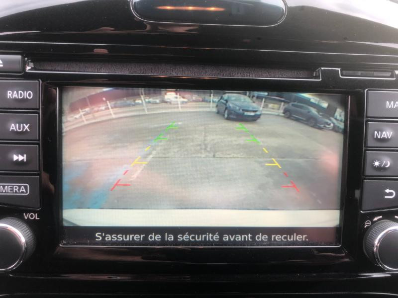 Occasion NISSAN Juke 115 Connecta Gps Camera Garantie 1an 2018 Blanc Lunaire 12450 € à Metz