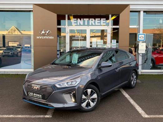 Occasion HYUNDAI Ioniq Plug-in 141 Gps Caméra 20500km Garantie 2024 2019 Iron Gray 22900 € à Metz