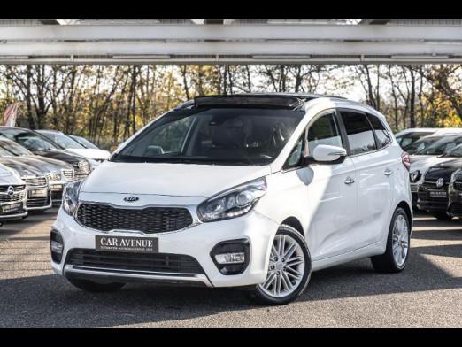 Occasion KIA Carens CRDi 115 Cuir Gps Caméra 7 places 36000km Garantie 2024 2017 Blanc 17490 € à Metz
