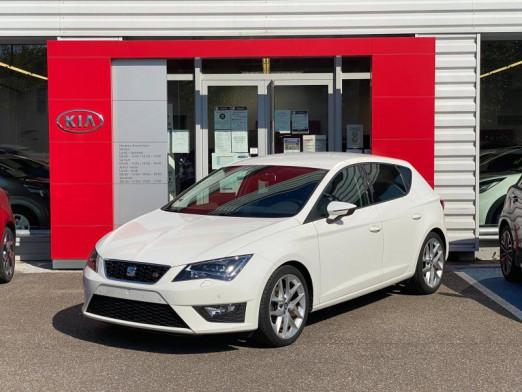 Occasion SEAT Leon TSI 150 FR Carplay GPs Garantie 1an 2016 Bleu 16990 € à Forbach