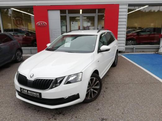 Used SKODA Octavia Break Tsi 116 Carplay Gps 27500km Garantie 1an 2020 Blanc € 19,990 in Forbach