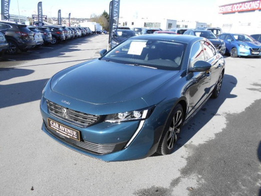 Used PEUGEOT 508 BlueHDi 130ch S&S Allure EAT8 2019 Vert Métal € 30,990 in Alzingen