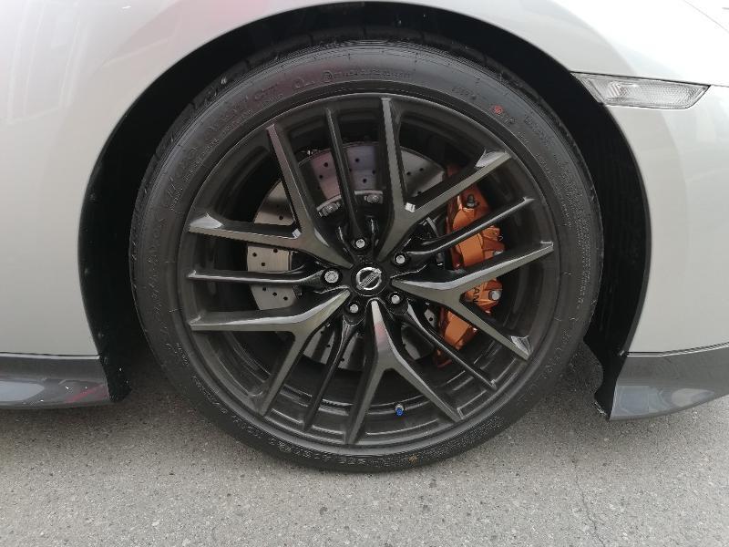 Occasion NISSAN GT-R 3.8 V6 570ch Black Edition 2019 GRIS CLAIR 89990 € à Alzingen