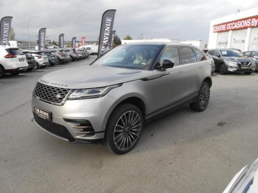 Occasion LAND-ROVER Range Rover Velar 3.0D V6 300ch R-Dynamic Première Edition AWD BVA 2018 Gris Clair 67990 € à Alzingen