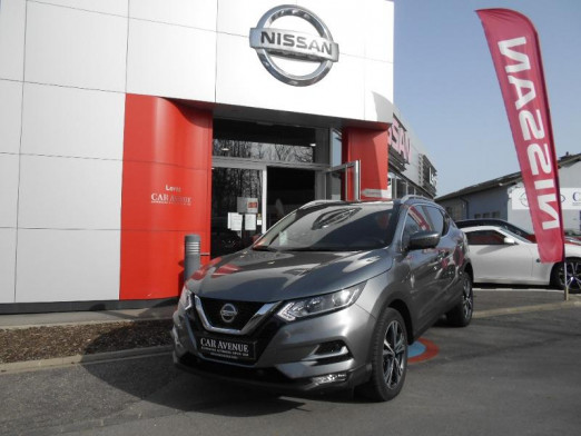 Used NISSAN Qashqai 1.5 dCi 115ch N-Connecta DCT Euro6d-T 2020 GRIS FONCE € 23,690 in Alzingen