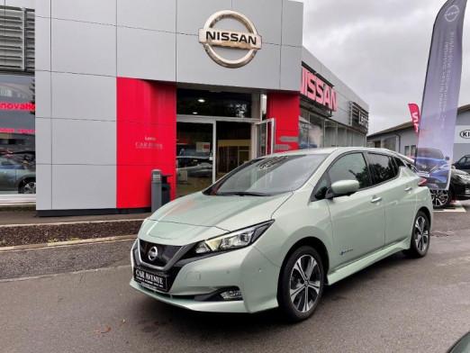 Used NISSAN Leaf 150ch 40kWh Tekna 2018 2018 Vert Clair Métal € 18,990 in Alzingen