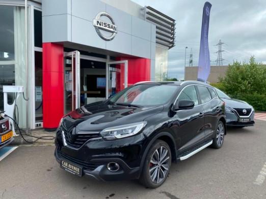 Occasion RENAULT Kadjar 1.6 dCi 130ch energy Intens 4WD 2017 Noir Métal 18490 € à Schifflange
