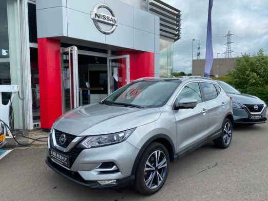 Used NISSAN Qashqai 1.3 DIG-T 160ch N-Connecta DCT 2019 2019 GRIS € 21,490 in Schifflange
