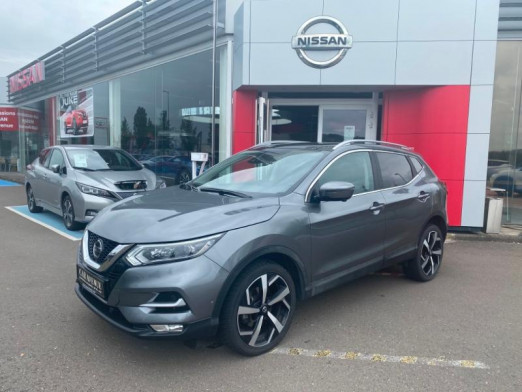 Used NISSAN Qashqai 1.5 dCi 115ch Tekna DCT 2019 2020 GRIS € 24,490 in Schifflange