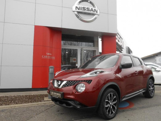 Used NISSAN Juke 1.6L 117ch N-Connecta 2019 Rouge Métal € 14,990 in Schifflange