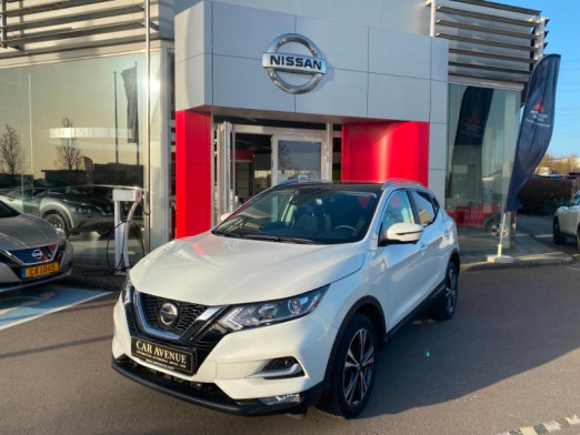 Used NISSAN Qashqai 1.5 dCi 115ch N-Connecta DCT Euro6d-T 2020 BLANC € 23,690 in Schifflange