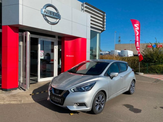 Used NISSAN Micra 1.5 dCi 90ch Acenta 2019 Gris Clair Métal € 13,990 in Schifflange
