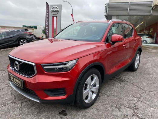 Occasion VOLVO XC40 D3 AdBlue 150ch Momentum Geartronic 8 2019 ROUGE 29990 € à Schifflange