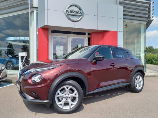 Occasion NISSAN Juke 1.0 DIG-T 114ch N-Connecta DCT 2021 BURGUNDY 22990 € à Schifflange