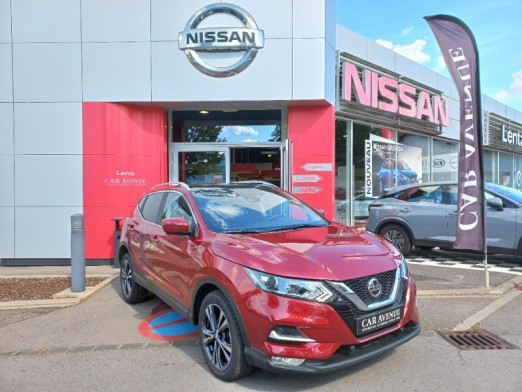 Occasion NISSAN Qashqai 1.5 dCi 115ch N-Connecta 2019 2020 MAGNETIC RED 23690 € à Schifflange