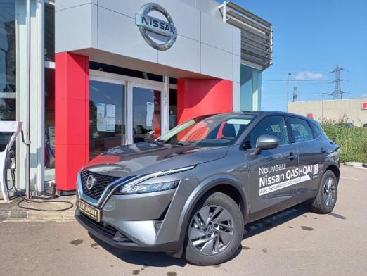 Occasion NISSAN Qashqai 1.3 Mild Hybrid 158cv Business Edition Xtronic 2021 Gris Foncé Métal 29990 € à Schifflange