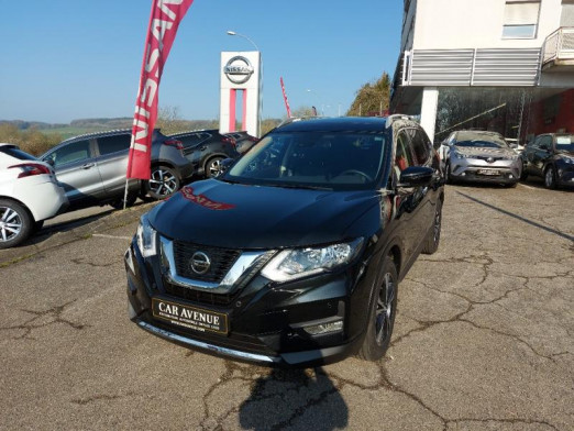 Occasion NISSAN X-Trail dCi 150ch N-Connecta All-Mode 4x4-i Xtronic 7 places 2021 Noir Métal 32 990 € à Ettelbrück