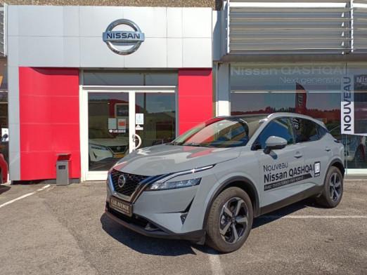 Occasion NISSAN Qashqai 1.3 Mild Hybrid 140cv N-Connecta 2021 Gris Foncé 28990 € à Ettelbrück