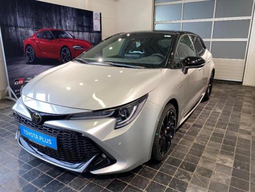 Occasion TOYOTA Corolla 184h GR Sport + 2020 Blanc Métal 29990 € à Schifflange