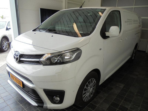 Occasion TOYOTA ProAce VUL Long 175 HP BVA GPS +PARKING PACK 2019 Blanc 29 990 € à Schifflange
