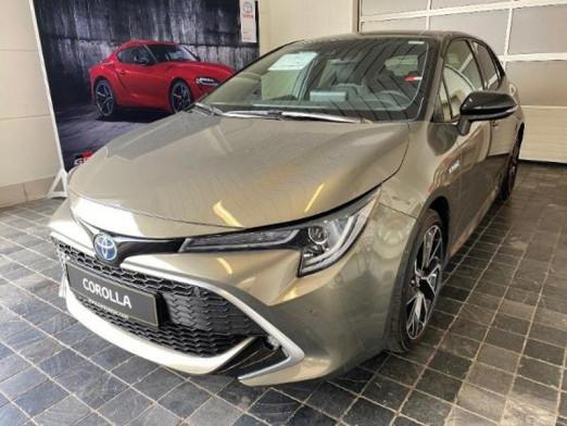 Occasion TOYOTA Corolla 2L PREMIUM HYBRIDE 2020 BRONZE 27590 € à Schifflange