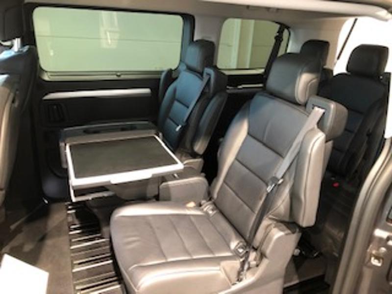 Occasion TOYOTA ProAce Verso Medium 180 D-4D Lounge BVA 2019 Gris Foncé Métal 38990 € à Schifflange