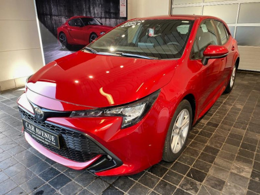 Occasion TOYOTA Corolla 1.2 T DYNAMIC 2020 RED METAL 19 990 € à Schifflange