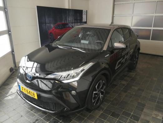 Occasion TOYOTA C-HR 1.8 hybride C-LUB 2020 Noir Métal 27990 € à Schifflange