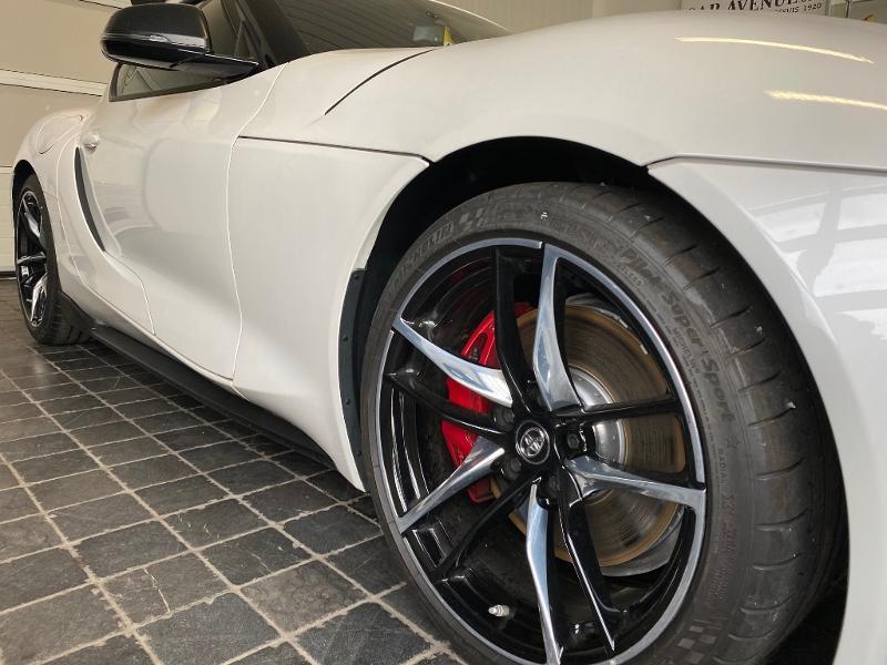Occasion TOYOTA GR Supra 3.0 340ch 2019 BLANC 57900 € à Schifflange