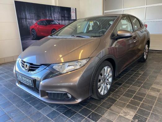 Occasion HONDA Civic 1.8 142ch i-VTEC Exclusive 2012 Gris Foncé 9990 € à Schifflange