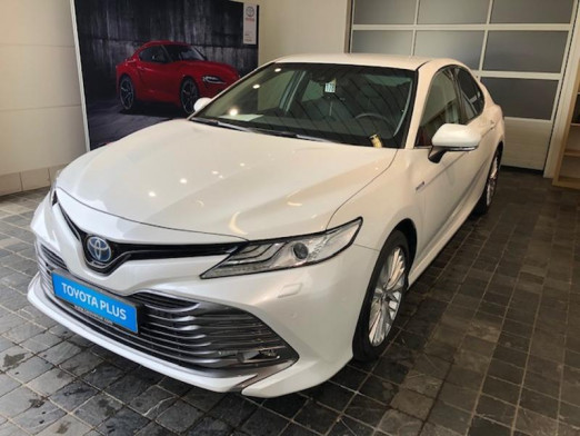 Occasion TOYOTA Camry Hybride 218ch Lounge 2019 Blanc 34990 € à Schifflange