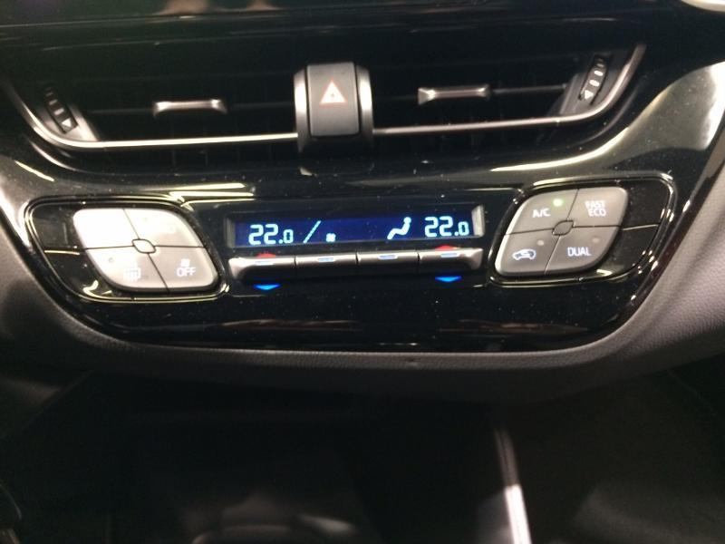 Occasion TOYOTA C-HR 1.2 Turbo 116ch C-CLUB 2WD RC18 2019 Gris 18990 € à Schifflange