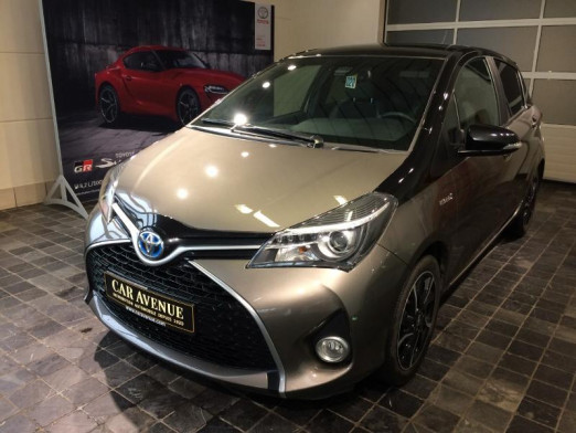 Occasion TOYOTA Yaris HSD 100h Two Tone 5p 2016 BRONZE 11 990 € à Schifflange