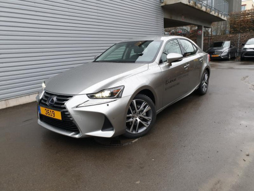 Occasion LEXUS IS 300h Executive Line E-CVT 2019 Gris 39 500 € à Schifflange