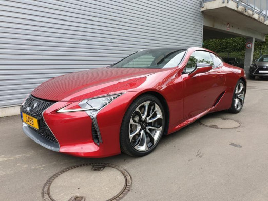 Occasion LEXUS LC 500 V8 Sport Pack50. D-4S V8 Direct Shift 2020  99 900 € à Schifflange