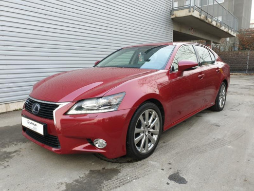 Occasion LEXUS GS 300h Executive 2014 Rouge 24 000 € à Schifflange