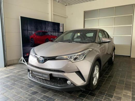 Used TOYOTA C-HR 122h C-ENTER 2WD E-CVT 2019 INCONN € 21,490 in Schifflange